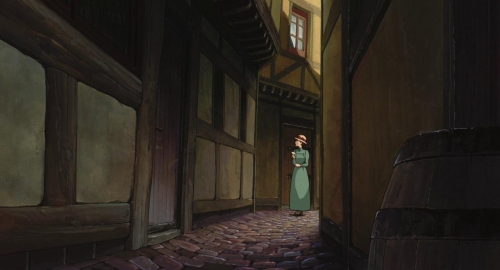 Howl's Moving Castle 005