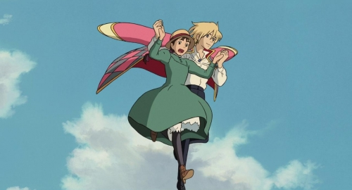 Howl's Moving Castle 006