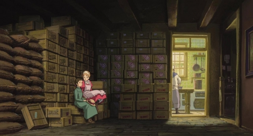 Howl's Moving Castle 008