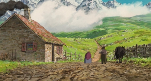 Howl's Moving Castle 013