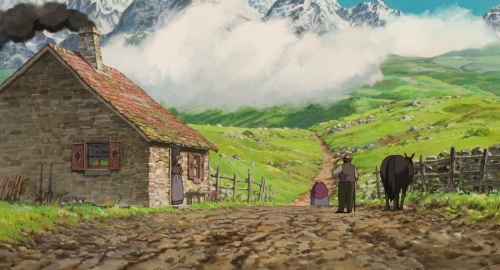 Howl's Moving Castle 015