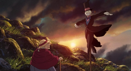 Howl's Moving Castle 016