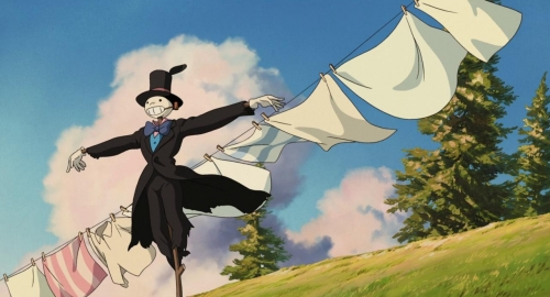 Howl's Moving Castle 020