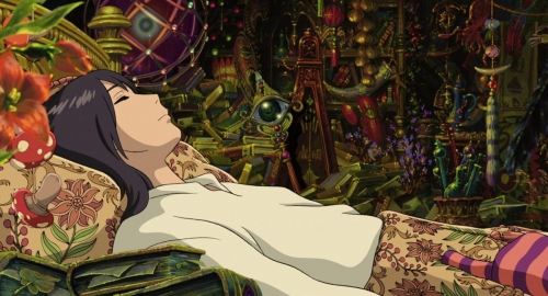 Howl's Moving Castle 026