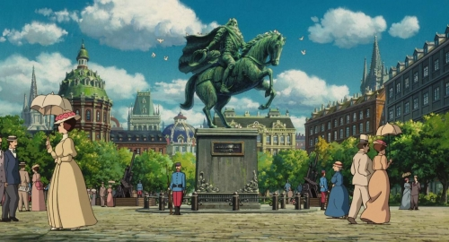 Howl's Moving Castle 027