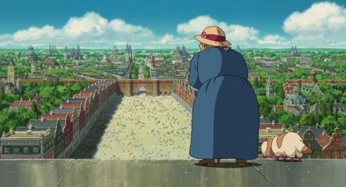 Howl's Moving Castle 029