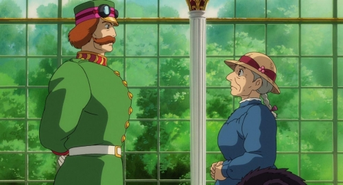 Howl's Moving Castle 033