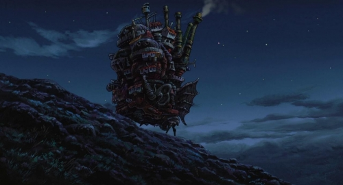 Howl's Moving Castle 035