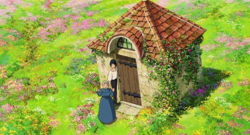 Howl's Moving Castle 039
