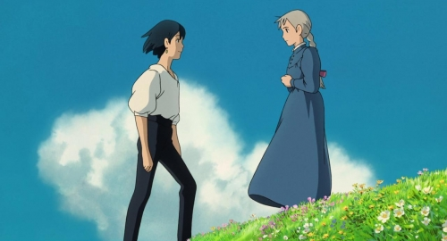 Howl's Moving Castle 042