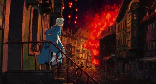 Howl's Moving Castle 044