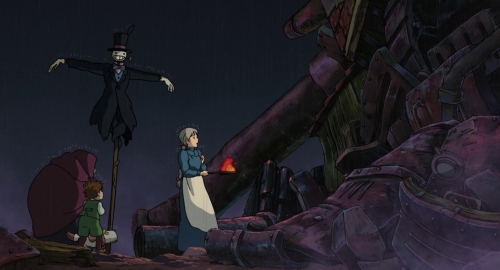 Howl's Moving Castle 048