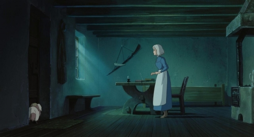 Howl's Moving Castle 050