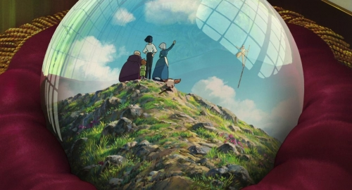 Howl's Moving Castle 054