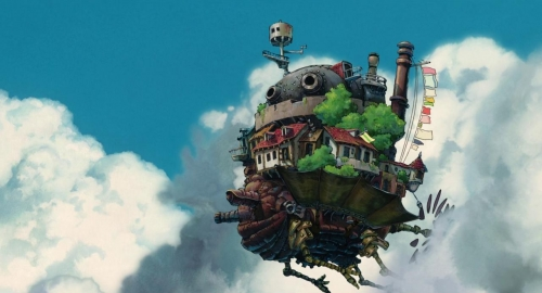 Howl's Moving Castle 055