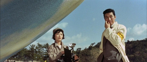 Mothra Vs Godzilla 007