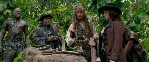 Pirates of the Caribbean 4 039