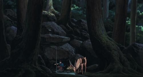 Princess Mononoke 011