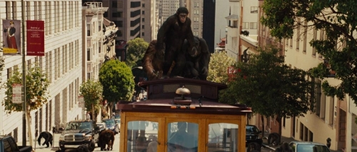 Rise of the Planet of the Apes 054