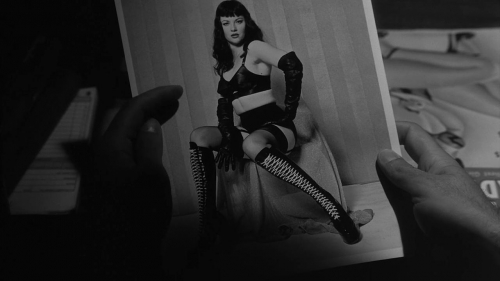 The Notorious Bettie Page 002